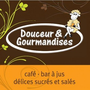 Douceur et gourmandises logo